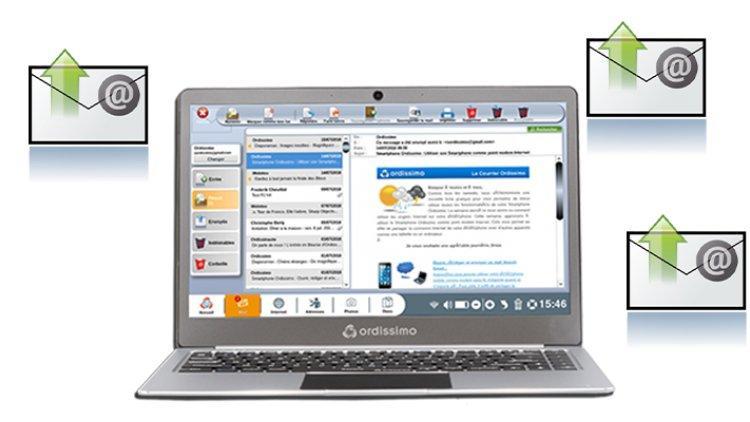 Configurar varias cuentas e-mail