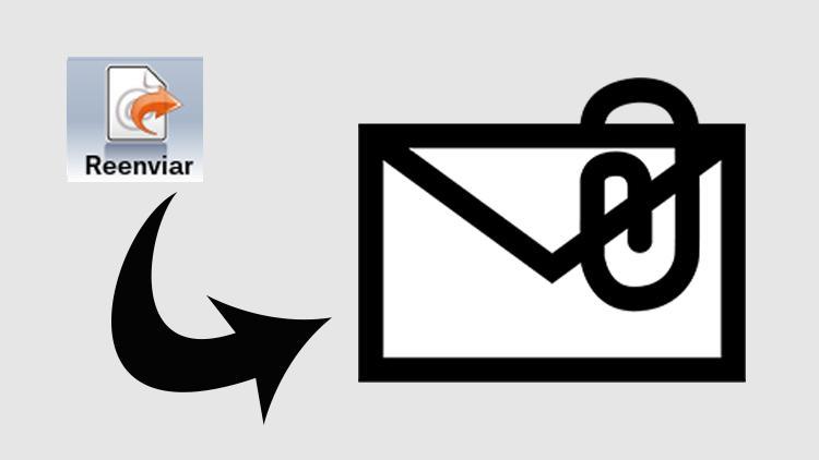 reenviar un correo electrónico